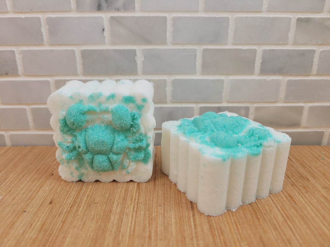 Above The Sea Shower Bombs