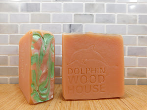 Green Vine Soap Bar