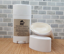 Load image into Gallery viewer, This baking soda-free deodorant glides easily onto underarms and leaves a non-greasy feel. It is also great for helping to absorb odor!