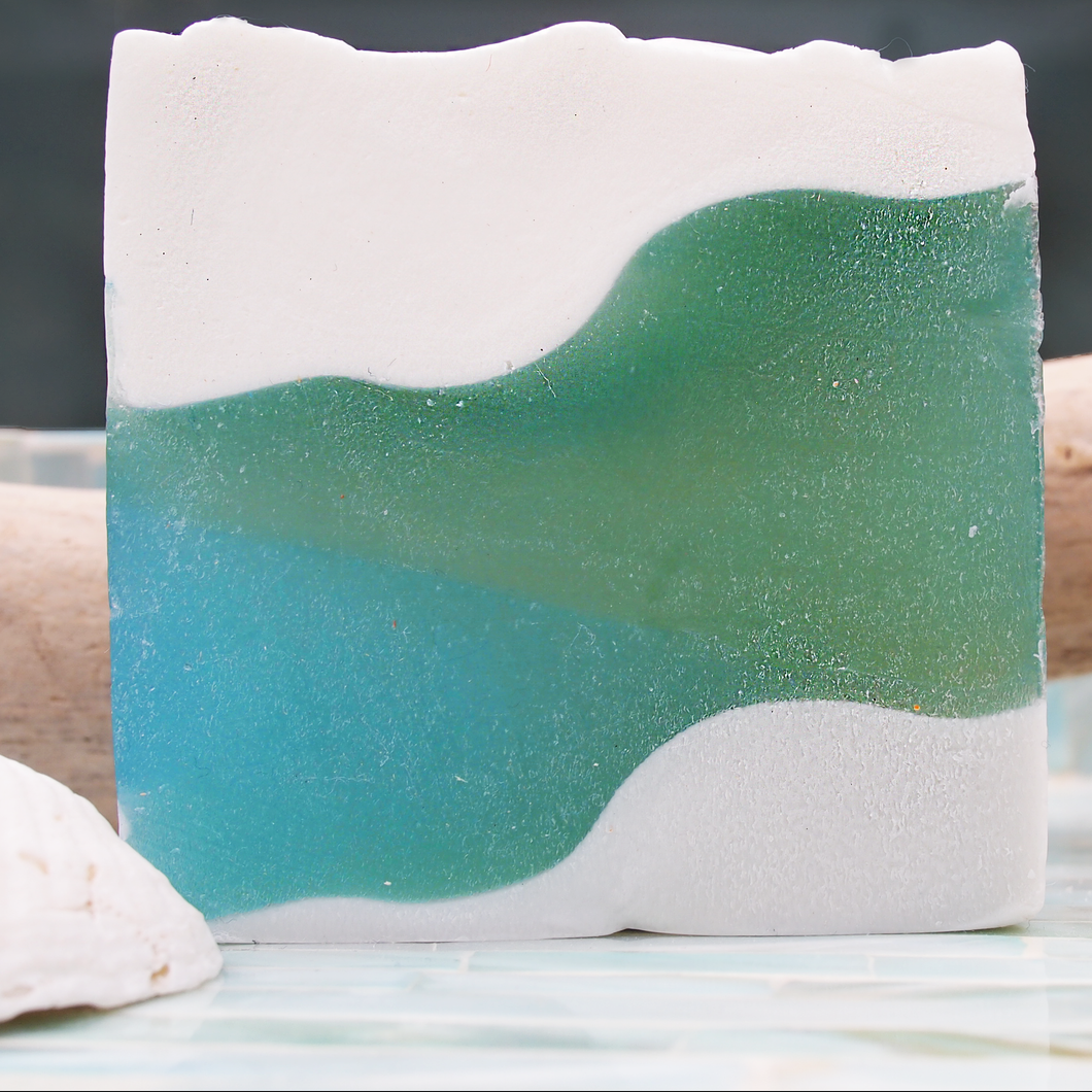 Caribbean Waves Soap Bar