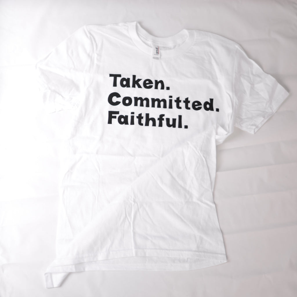 Taken & Committed