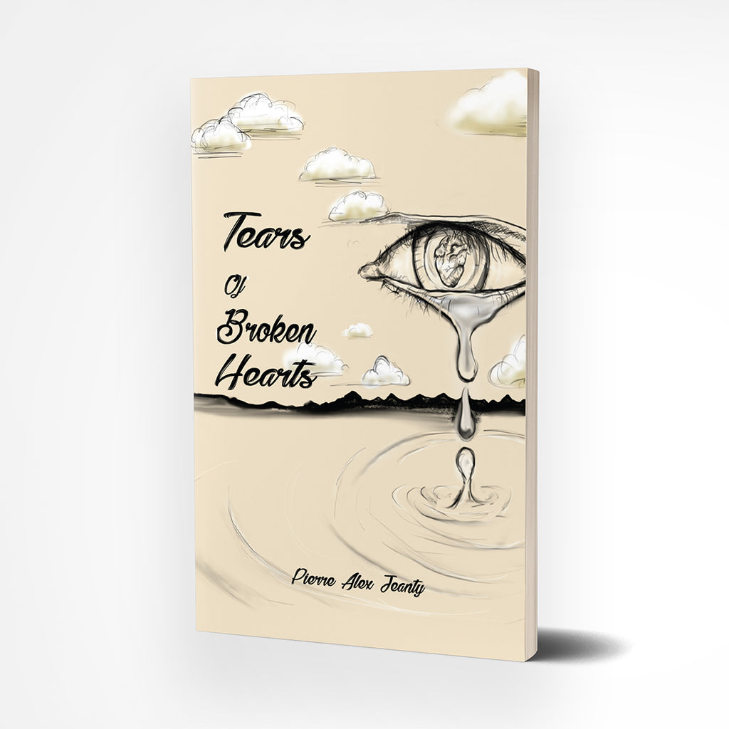 Tears of Broken Hearts (Paperback) (Signed Copy)
