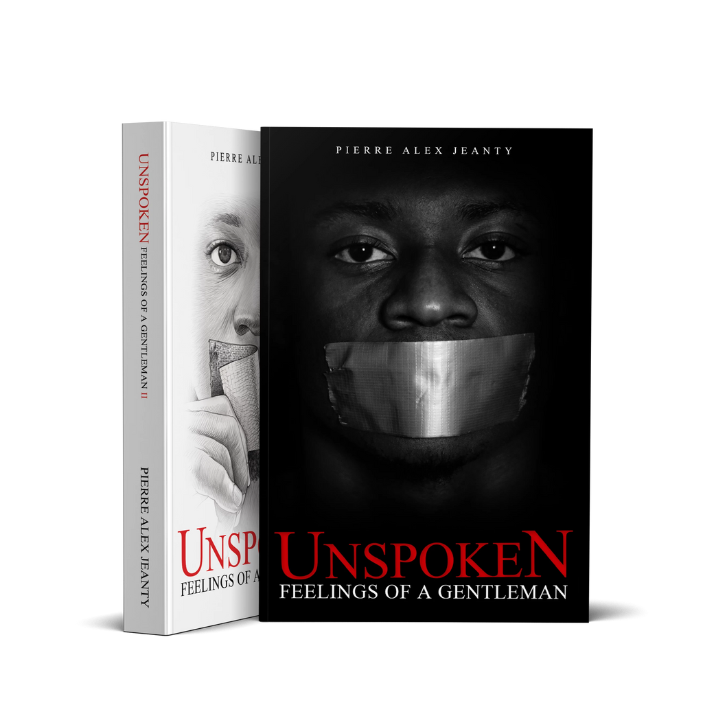 Unspoken Feelings of a Gentleman I & II (Paperback) Bundle (Signed Copy)