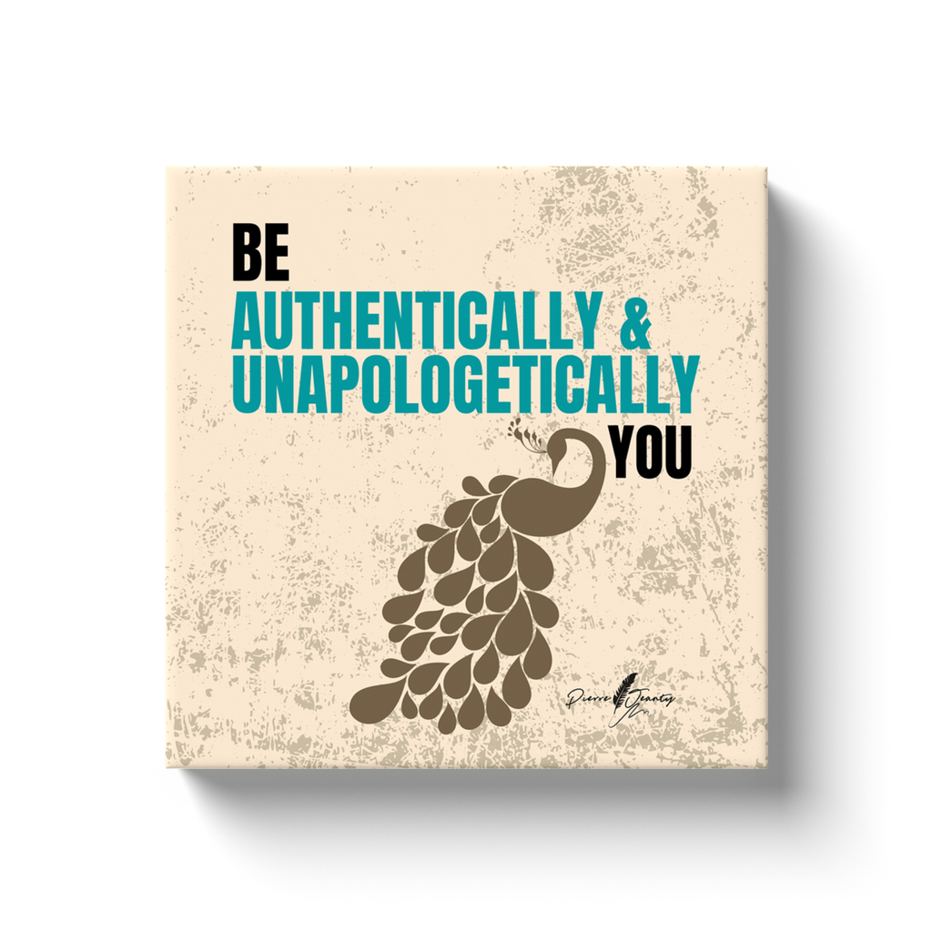 Be You - Canvas Wrap 12x12