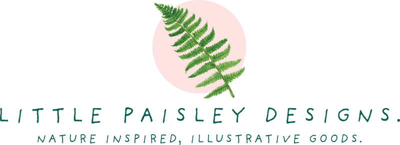 Little Paisley Designs Logo