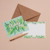 Thank You Notelet Set - Pack Of 8