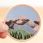Any 2 Nature Embroidered Patches Deal