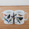 British Garden Birds Illustrated Ceramic Mug