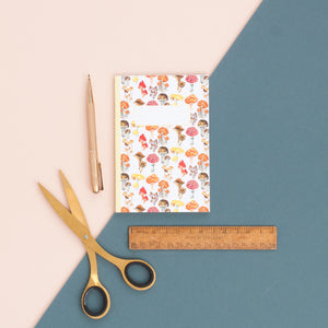 Set of 3 Pocket A6 Notebooks