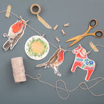 DIY Christmas Garland Kit