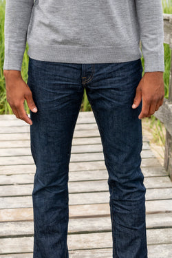 Men's Slim Fit Jean in Dark