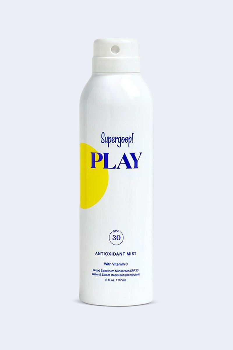 PLAY Antioxidant Body Mist SPF 30 with Vitamin C