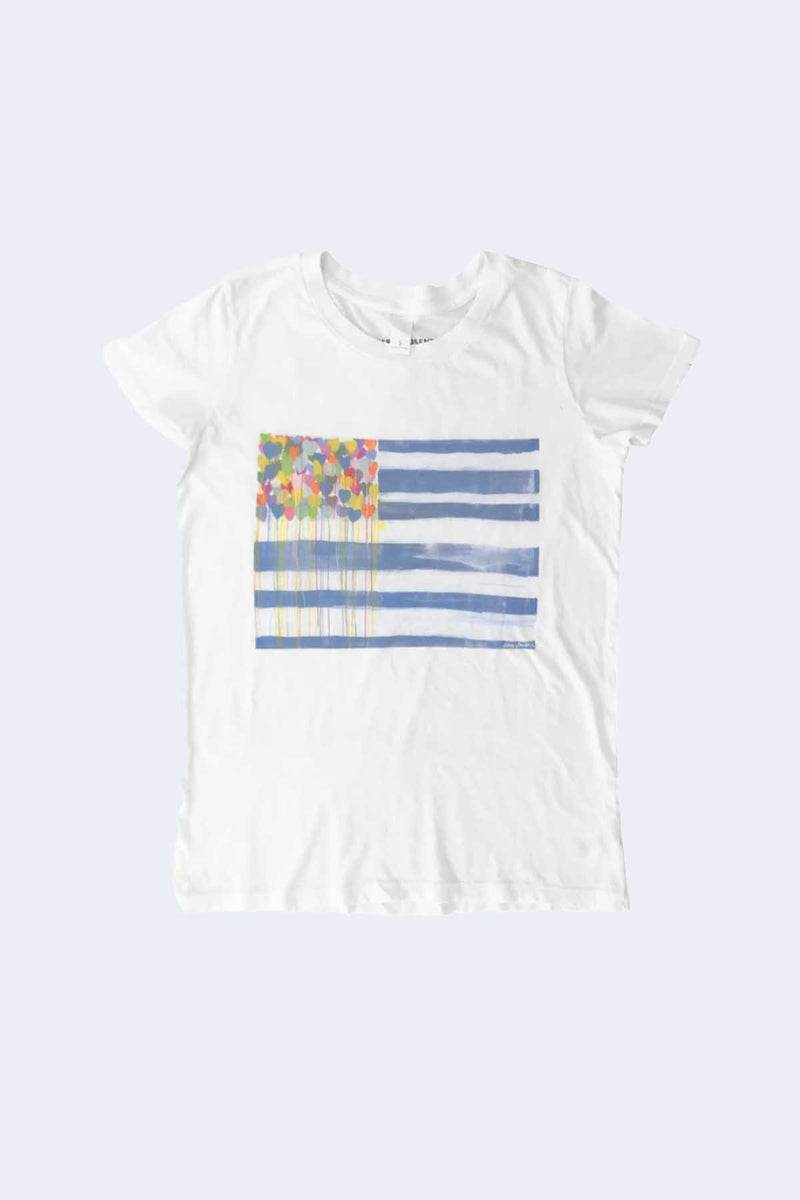 United States of Love Tee