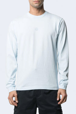 Long Sleeve T-Shirt in Sky Blue