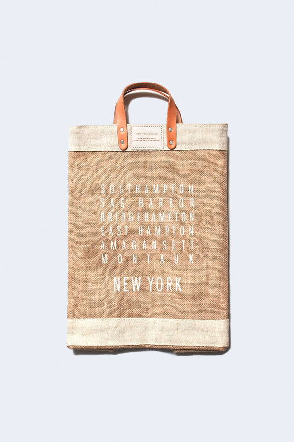 New York Cities Market Bag