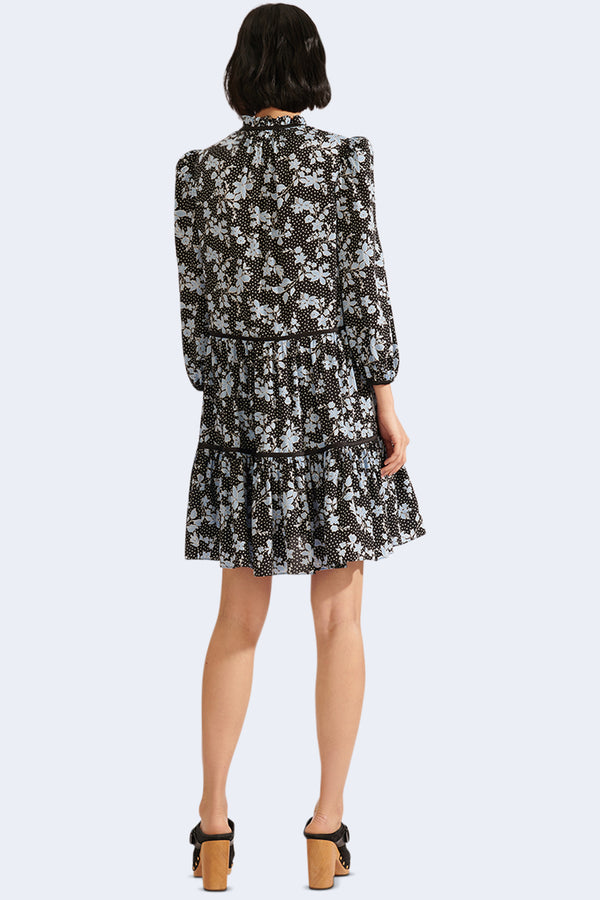 Hawken Dress in Black