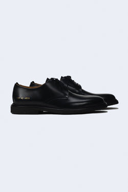 Men's Standard Derby Shoe in Black