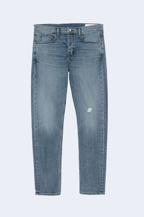 Men's Slim Fit Mid Rise Jean in Clear Day