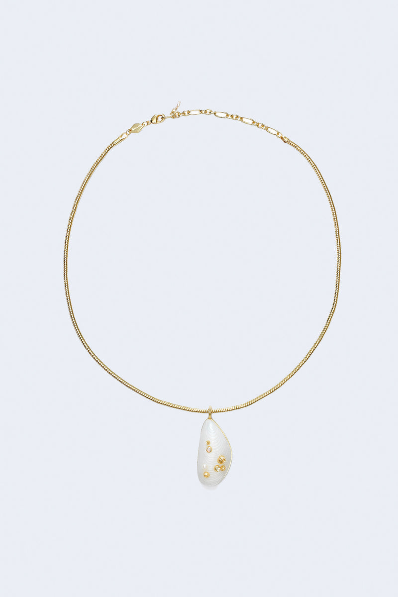 Thalassa Necklace in Golden