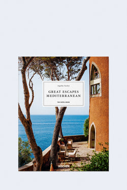 Great Escapes Mediterranean Book