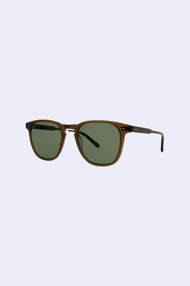 Brooks G15 Polar Sunglasses in Matte Espresso