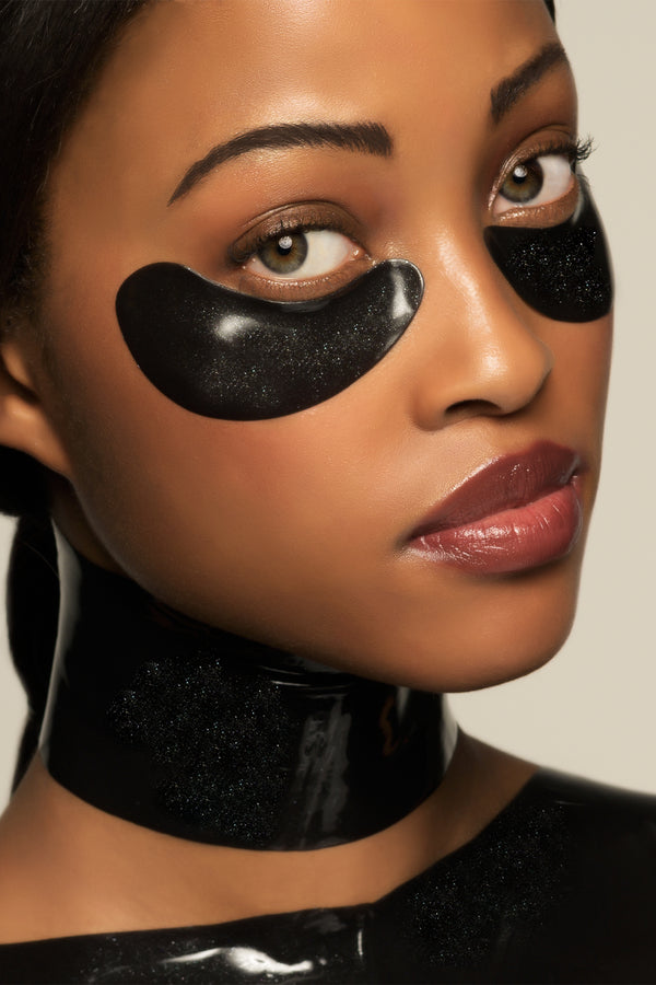 Celestial Black Diamond Eye Mask (1 Mask)