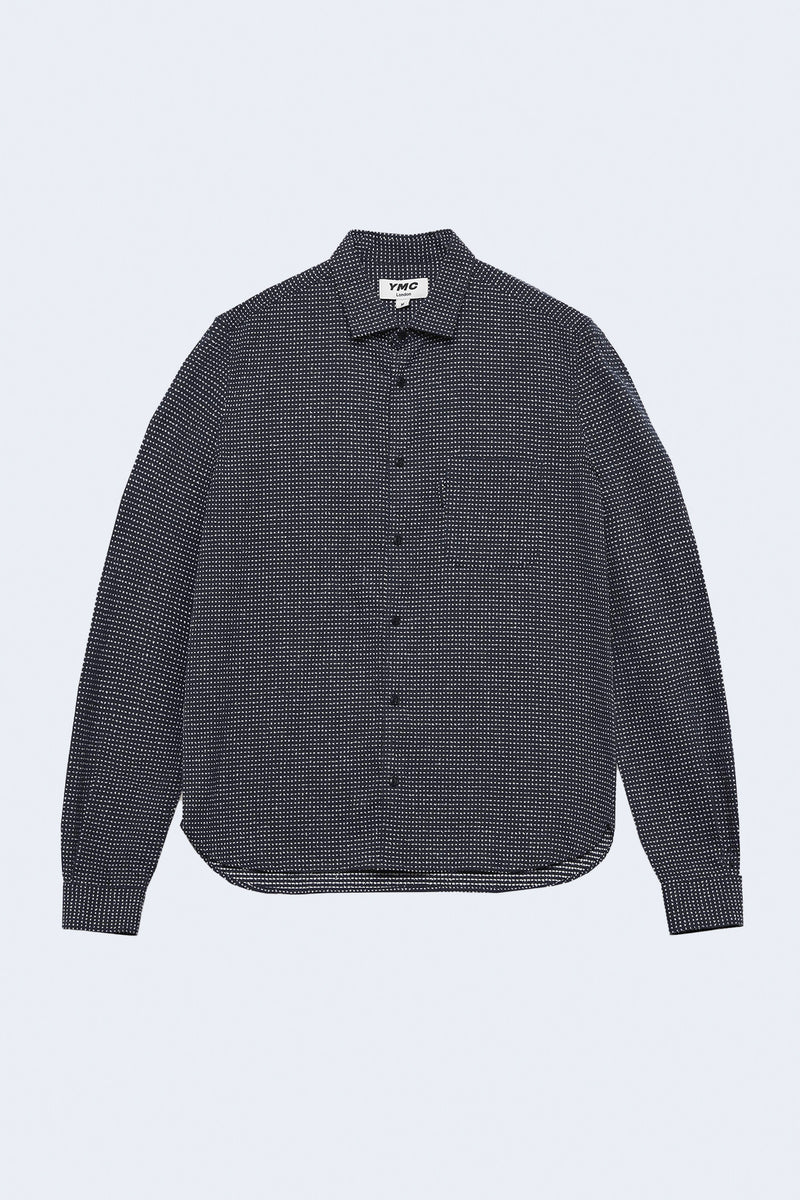 Curtis Shirt in Navy