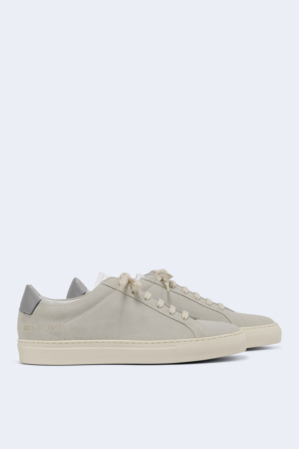 Women's Retro Low Special Edition Sneaker in Grey