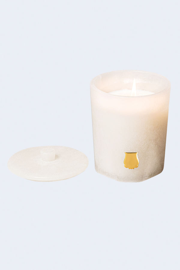 Alabaster Collection Candle in Ernesto