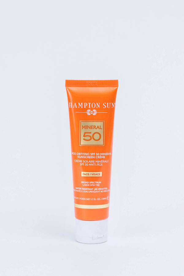 Age Defying SPF 50 Mineral Face Cream