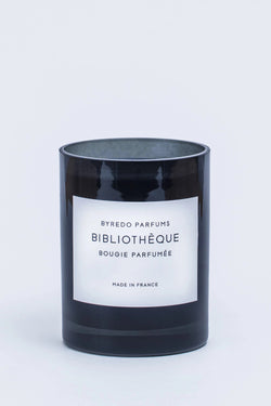 Bibliotheque Fragrance Candle