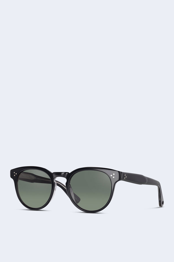 Boccaccio Sunglasses in Black Laminate
