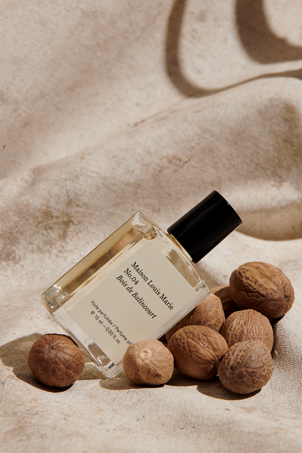 Perfume Oil in No.04 Bois de Balincourt