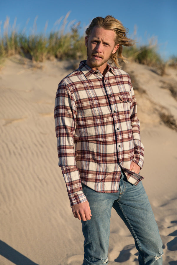 Flannel Chore Shirt