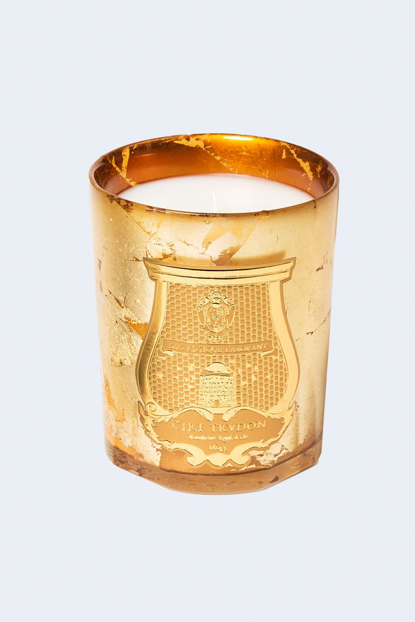 Classic Holiday Candle in Abd El Kader Gold Amber