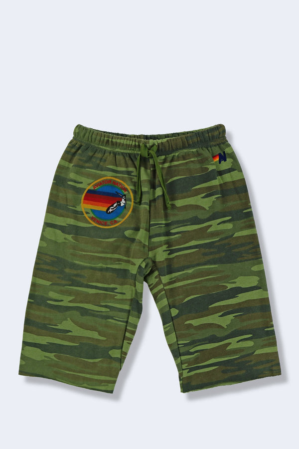 Aviator Nation camo shorts