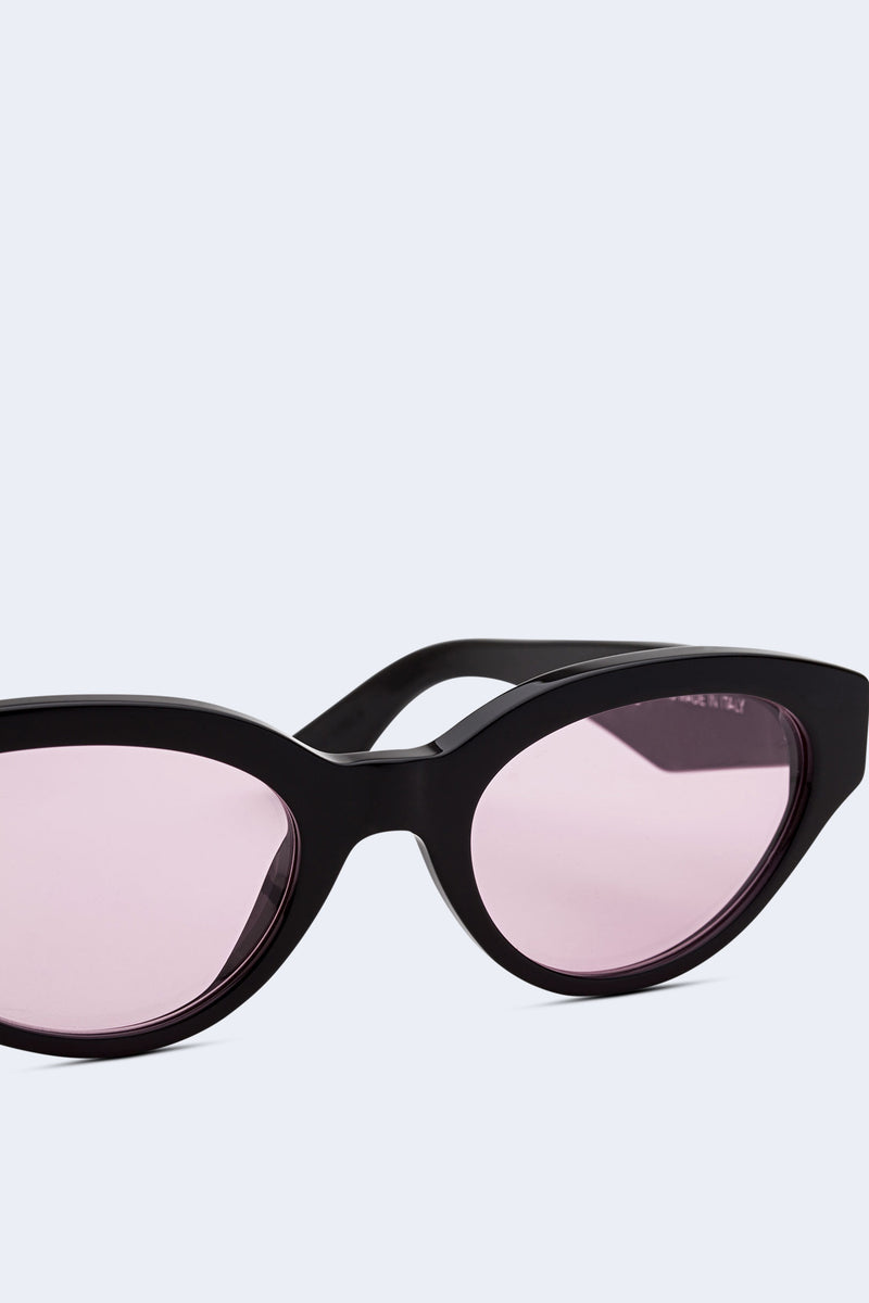 Drew Black Pink Sunglasses