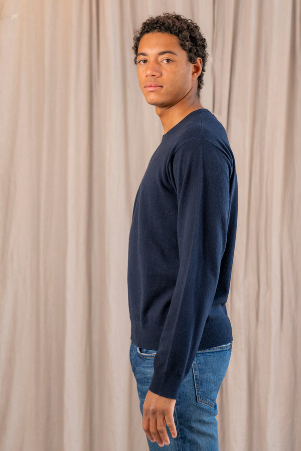 Marcos Sweater in Navy