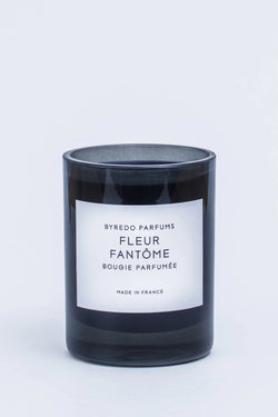 Fleur Fantome Scented Candle on a white background