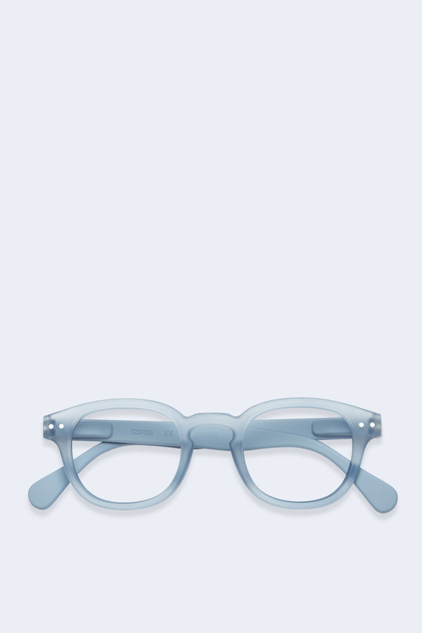 Reading Glasses #C Cold Blue