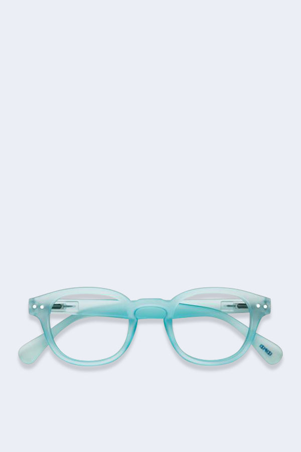 Reading Glasses #C Light Azure