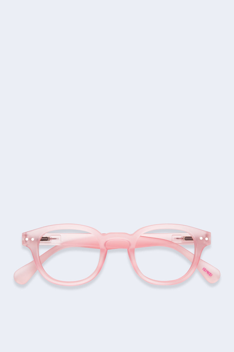 Reading Glasses #C Pink Halo