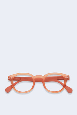 Reading Glasses #C Warm Orange
