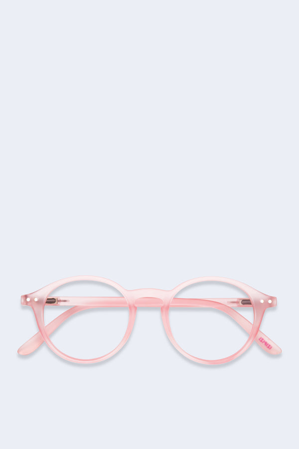 Reading Glasses #D Pink Halo