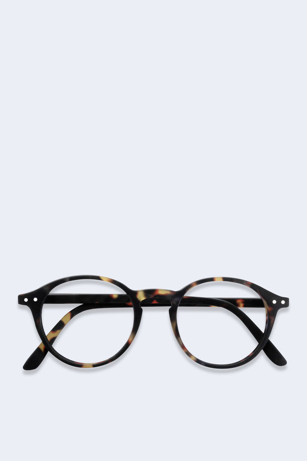 Reading Glasses #D Tortoise Soft