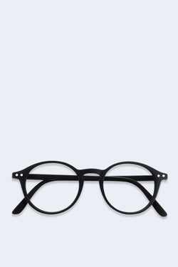 Screen Glasses #D Black
