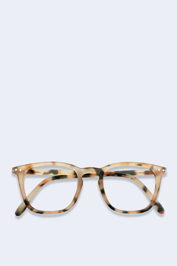 Reading Glasses #E Light Tortoise