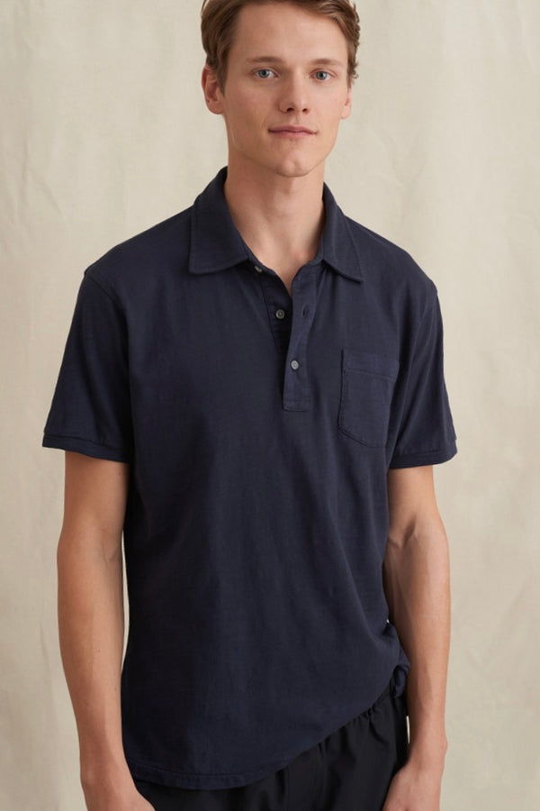 Men's Standard Polo in Navy