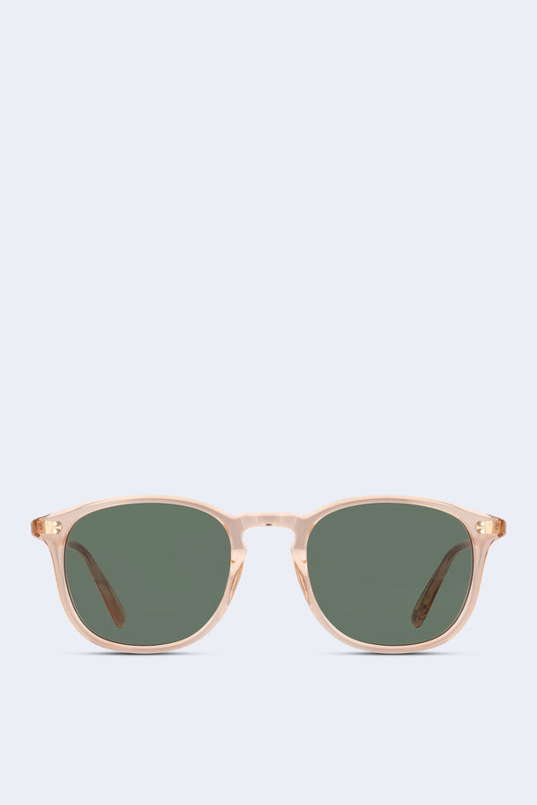 Kinney Sunglasses in Pink Crystal