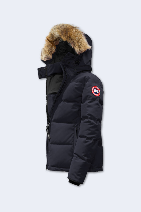Women's Chelsea Parka in Navy